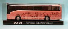 RIETZE AUTO MODELLE Mercedes-Benz O 404 RHD Erfindungen/ Inventions IAA 98 1/87
