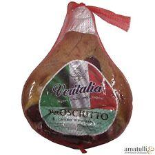 Prosciutto Crudo italiano ca. 6 Kg - Italien Landschinken Schinken Rohschinken