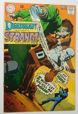 Deadman STRANGE ADVENTURES #212 - Adams Cover & Art - VF DC 1968 Vintage Comic
