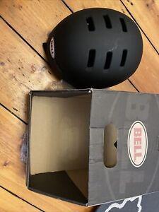 Bell Faction BMX Skate Helmet At Black Medium 54-59 Cm