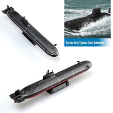 Navy Typhoon Class Submarine Static Scale Model 1 700 Plastic Assembly Boat Kit