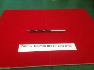 7mm Brad Point Pen Making Drill Bit