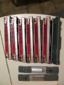 lots de 7 caisse de bb 15006 et 15005  pour pièce jouef pour bricoleur avertie
