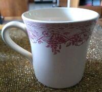 Niderviller France Peint Main Red Eglantine Mug Cup Vintage Antique? Elegant Cup