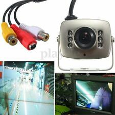 Color Night Vision Infrared Wired CCTV Mini Camera Security Hidden Video Cam