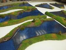 Deluxe RIVER Set 6' (180 cm) Warhammer Bolt Action FoW 15-28 mm Terrains4Games