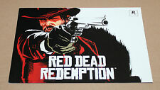 Red Dead Redemption German Press Kit Booklet Sheet Ad Page Flyer Promo Rare