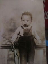 African American little boy from Baltimore MD