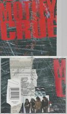 CD--MÖTLEY CRÜE--MOTLEY CRUE