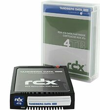 Tandberg Data 4 TB Internal Hard Drive Cartridge - Removable (8824rdx)