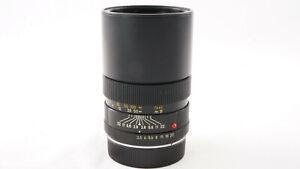 Leitz Wetzlar Leica Elmarit-R 135mm F2.8 Lens Made in Germany SN: 2298030