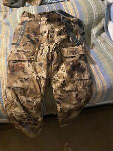Sitka Gear Boreal Bib Pants Optifade Waterfowl Marsh Medium