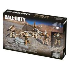 CALL OF DUTY MEGA BLOKS DESERT SQUAD COLLECTOR CONSTRUCTION SET