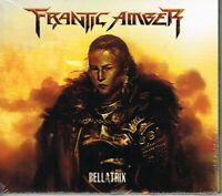 FRANTIC AMBER - BELLATRIX (GMRCD1904) AMAZING SWEDISH MELODIC DEATH METAL CD