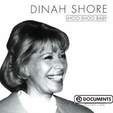 Dinah Shore - Shoo-Shoo Baby - NEW & SEALED CD - 1st Class Post