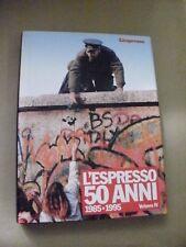 L'ESPRESSO 50 ANNI volume IV - 1985-1995 / L'Espresso 2005