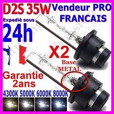 2 AMPOULE D2S XENON 35W LAMPE FEU au HID en 4300K 5000K 6000K 8000K 85122+ 66040