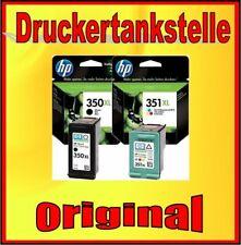 orig. Sparpack Multipack HP 350XL CB336EE HP 351XL CB338EE Deskjet D4260 D4360