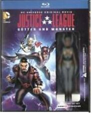 DC Universe Original Moviel Jusitice League Götter & Monster Spielfigur Blu Ray