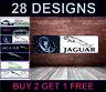 Jaguar Auto Logo S- TYPE Xk,X-Type PVC Garage Officina Banner