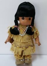 Precious Moments® Native American Indians Doll Collection Lomasi Iroquois #4677