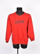 Galvin Verde Vintage Hombre Jersey TALLA M
