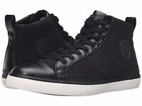 Polo Ralph Lauren Men's Clarke Mesh Fashion Sneaker, Black