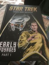 Star Trek Early Voyages Part 1 Graphic Novel Collection Hardback IDW Vol 9