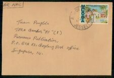 Mayfairstamps Malaysia 1967 Jesselton to Singapore Cover wwg8495