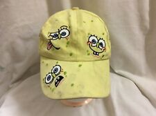 trucker hat baseball cap SPONGEBOB retro childrens size nice rare rave vintage