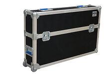 "36"" LCD Flat screen TV LCD TV ATA CASE with Corner Wheels!  Single TV Road Case"