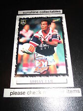 2000 SELECT NRL CARD NO.107 ADRIAN LAM SYDNEY ROOSTERS