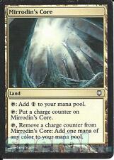 Magic the Gathering TCG DARK STEEL Mirrodin's Core Land 165 / 165