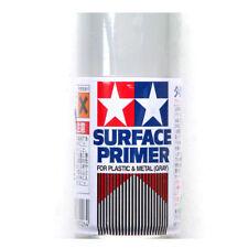 TAMIYA TA87026 SURFACE PRIMER SPRAY GRIGIO PLASTICA PLASTIC AND METAL 100ml