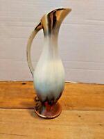 """Bay Keramik Vase - Bay Milano - 50s - 60s - W German Pottery # 523-20 - 8"""" Tall"""