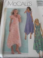 SEWING PATTERN M4016 MISSES PETITE DRESSES 3 STYLES FOR SIZE 6 TO 12 UNCUT