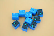 10pcs Power Relay Mini 5V DC SRD-5VDC-SL-C PCB Type USA Shipping