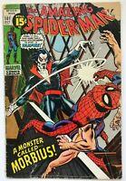 Amazing Spider-Man #101 - 1st App Morbius The Living Vampire! Marvel Comics