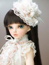 1/4 BJD doll Girl Soom sd dod MiniFee Rheia FREE FACE MAKE UP+FREE EYES-Swan