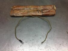 HALF TRACK. PACKAGE OF 10 NOS WIRE JUMPERS, TO REWIRE YOUR DASH SCOUT CAR 10.00