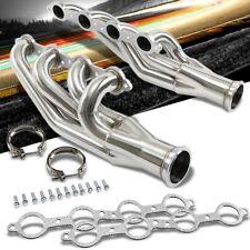 Exhaust Header Manifold For 97-14 Chevy Small Block V8 LS1/LS2/LS3/LS4/LS6/LSX