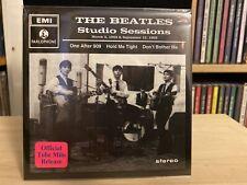 Beatles rare CD, 'Studio Sessions' Tobe Milo 1963