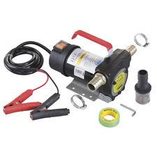 Pompa 12 Volt / 175 Watt per travaso olio e gasolio codice 0755 marca FERVI