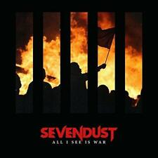 Sevendust - All I See Is War (NEW CD)