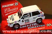 "Slot SCX Scalextric 6196 - Seat Panda ""Campeón 1981""  Nº155 - New"