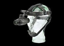 ARMASIGHT by FLIR VEGA GEN1+ Night Vision Goggle Kit with Flip Up Head Gear