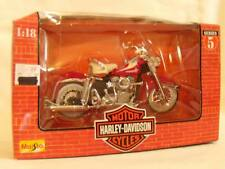 """Harley Davidson 1962 FLH """" Duo Glide """" - Series 5 Boxed Edition"""
