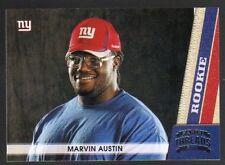 Rookie Panini New York Giants Original Football Cards
