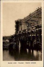 Buenos Aires Argentinien Argentina ~1930/40 Palermo Puente Japones Japan Brücke