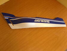 Fiancatina sx side cover Yamaha FZ 750 Genesis